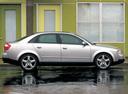 Фото авто Audi A4 B6, ракурс: 270 цвет: сафари