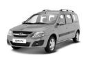 Новый ВАЗ (Lada) Largus, серебряный , 2017 года выпуска, цена 651 400 руб. в автосалоне