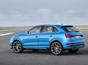 Фото авто Audi Q3 8U [рестайлинг], ракурс: 90 цвет: синий