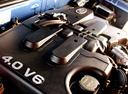 Фото авто Ford Ranger 2 поколение, ракурс: двигатель