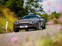 Фото авто Aston Martin DB11 1 поколение, ракурс: 45 цвет: серый
