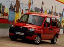Фото авто Fiat Doblo 1 поколение, ракурс: 45