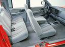Фото авто Dodge Dakota 2 поколение, ракурс: салон целиком
