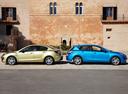 Фото авто Mazda 3 BL, ракурс: 90 цвет: сафари