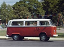 Фото авто Volkswagen Transporter Т2 [рестайлинг], ракурс: 270