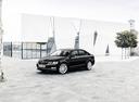 Фото авто Skoda Octavia 3 поколение [рестайлинг], ракурс: 45 цвет: черный