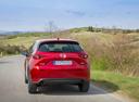 Фото авто Mazda CX-5 2 поколение, ракурс: 180 цвет: красный