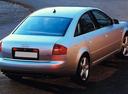 Фото авто Audi A6 4B/C5, ракурс: 225 цвет: серебряный
