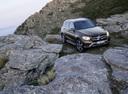 Фото авто Mercedes-Benz GLC-Класс X253/C253, ракурс: 315 цвет: коричневый