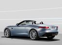 Фото авто Jaguar F-Type 1 поколение, ракурс: 135 цвет: серый