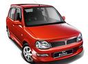 Фото авто Perodua Kelisa 1 поколение, ракурс: 315