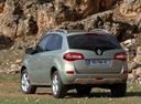 Фото авто Renault Koleos 1 поколение, ракурс: 135 цвет: серый