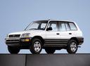 Фото авто Toyota RAV4 1 поколение [рестайлинг], ракурс: 45