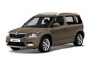 Новый Skoda Yeti, коричневый металлик, 2017 года выпуска, цена 1 386 300 руб. в автосалоне Интер Кар