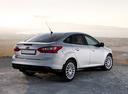 Фото авто Ford Focus 3 поколение, ракурс: 225 цвет: серебряный