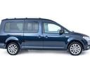 Фото авто Volkswagen Caddy 4 поколение, ракурс: 270 цвет: синий