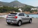 Фото авто Suzuki Baleno 2 поколение, ракурс: 225 цвет: серебряный