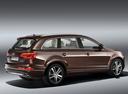Фото авто Audi Q7 4L [рестайлинг], ракурс: 225 цвет: коричневый