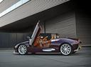 Фото авто Spyker C8 1 поколение, ракурс: 135 цвет: фиолетовый