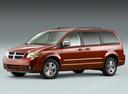 Фото авто Dodge Caravan 5 поколение, ракурс: 45