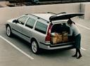 Фото авто Volvo V70 2 поколение, ракурс: 135