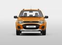Фото авто ВАЗ (Lada) Kalina 2 поколение,  цвет: оранжевый