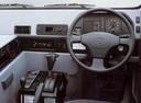Фото авто Toyota Mega Cruiser BXD20, ракурс: рулевое колесо