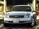 Фото авто Nissan Teana J31,  цвет: серебряный