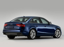 Фото авто Audi S4 B8/8K [рестайлинг], ракурс: 225 цвет: синий