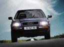 Фото авто Audi 80 8C/B4,  цвет: серый