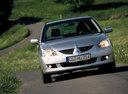 Фото авто Mitsubishi Lancer IX,  цвет: серебряный