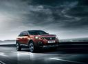 Фото авто Peugeot 3008 2 поколение, ракурс: 315 цвет: бронзовый