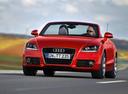 Фото авто Audi TT 8J [рестайлинг],  цвет: красный