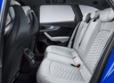 Фото авто Audi RS 4 B9, ракурс: задние сиденья