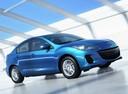 Фото авто Mazda 3 BL [рестайлинг], ракурс: 315 цвет: синий