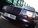 Фото авто Mercedes-Benz E-Класс W124 [рестайлинг], ракурс: передняя часть
