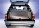 Фото авто BMW 5 серия E39, ракурс: багажник цвет: серебряный