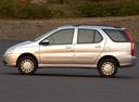 Фото авто Tata Indigo 1 поколение, ракурс: 90