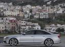 Фото авто Audi A6 4G/C7, ракурс: 90 цвет: серый
