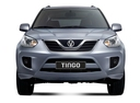 Фото авто Vortex Tingo 1 поколение [рестайлинг],  цвет: серебряный