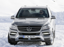 Фото авто Mercedes-Benz M-Класс W166,  цвет: серый