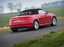 Фото авто Audi TT 8S, ракурс: 225 цвет: красный