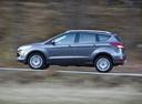 Фото авто Ford Kuga 2 поколение, ракурс: 90 цвет: серый