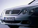Фото авто Mercedes-Benz CL-Класс C215 [рестайлинг], ракурс: передняя часть