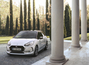 Фото авто DS 3 1 поколение [рестайлинг], ракурс: 45 цвет: белый
