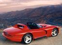 Фото авто Dodge Viper 1 поколение, ракурс: 225