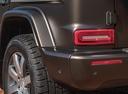 Фото авто Mercedes-Benz G-Класс W464, ракурс: задние фонари цвет: коричневый
