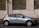 Фото авто Renault Megane 3 поколение, ракурс: 270 цвет: серебряный