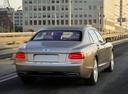 Фото авто Bentley Flying Spur 1 поколение, ракурс: 180 цвет: серый