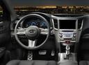 Фото авто Subaru Legacy 5 поколение, ракурс: рулевое колесо